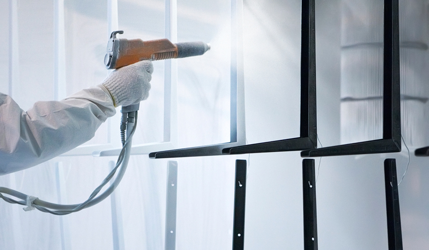 metal coating companies in India